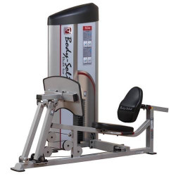 Pro Clubline Series II Leg Press Calf Raise S2LPC95 kg gewichtenstapel