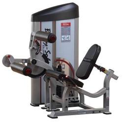 Pro Clubline Series II Seated Leg Curl S2SLC105 kg Gewichtenstapel