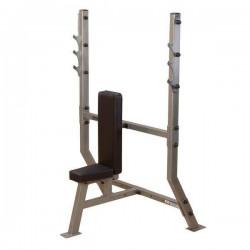Pro Clubline Shoulder Press Olympic Bench SPB368