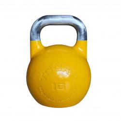 Toorx KCAE Olympic Kettlebell 16kg Geel