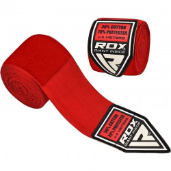 RDX Sports HW Professionele boksbandagesRood
