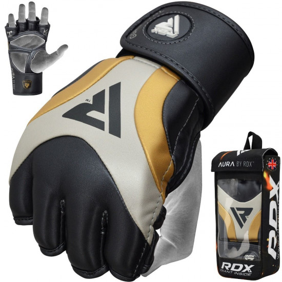 RDX Sports T17 Aura Grappling GlovesExtra Large