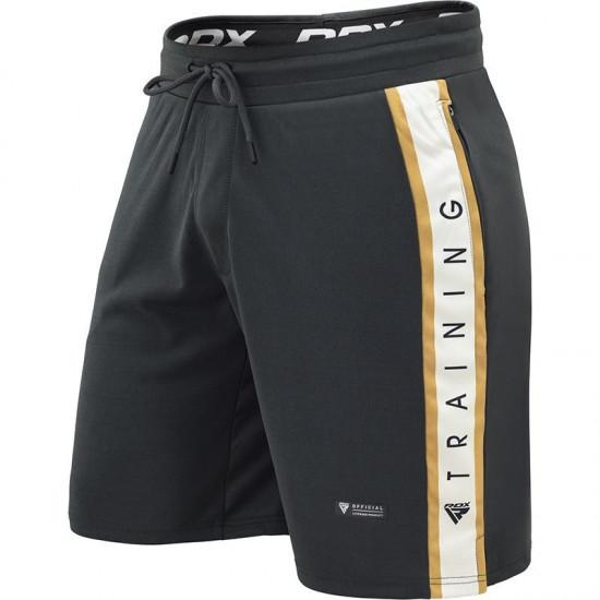 RDX T17 Aura Training ShortsLarge - Kleur: Zwart