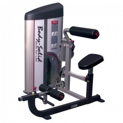 Pro Clubline Series II Ab and Back Machine S2ABB105 kg gewichtenstapel