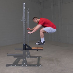 Body-Solid Hexagon Attachment SR-STEP (plyo)