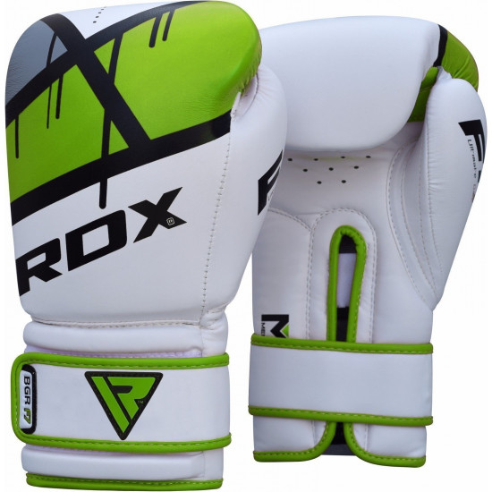 RDX Bokshandschoenen BGR-F7Blauw 8oz