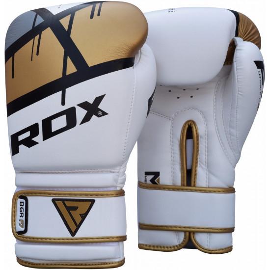 RDX Bokshandschoenen BGR-F7Goud 14oz