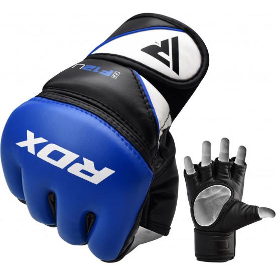 RDX Grappling Gloves Model GGRF-12Blauw XL