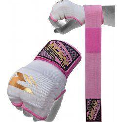 RDX Hosiery Inner Strap - Binnenhandschoenen met polsbandRoze - Maat: L