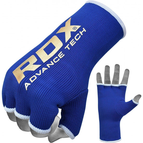 RDX Hosiery Inner - BinnenhandschoenenZwart/Groen- Maat: L