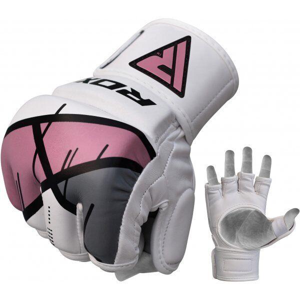 RDX Grappling Gloves REX T7Roze L