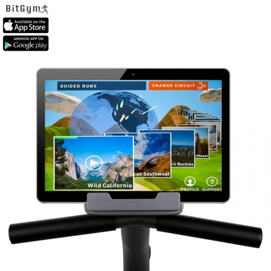 Hammer CleverFold RC5 inklapbare ligfiets met Bluetooth