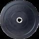 Body-Solid Chicago Extreme Zwarte Olympische Bumper Plates OBPXK10 kg