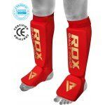 RDX Hosiery Shin Instep FoamZwart/Goud - Maat: M