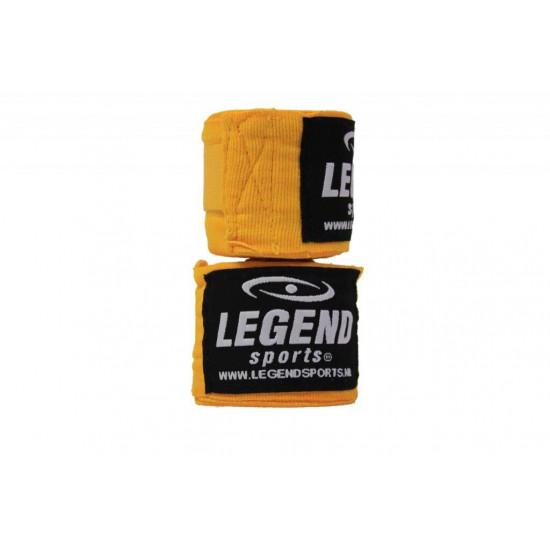 Bandages 2,5M Legend Premium  diverse kleuren - Kleuren: Oranje