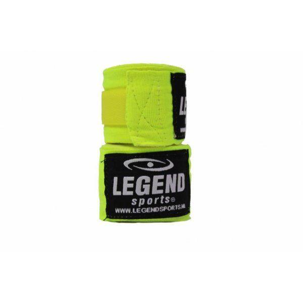 Bandages 2,5M Legend Premium  diverse kleuren - Kleuren: Zwart