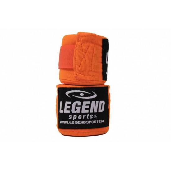 Bandages 2,5M Legend Premium  diverse kleuren - Kleuren: Geel