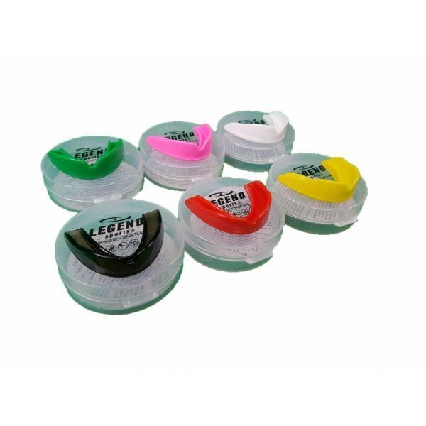 Gebitsbeschermer/Bitje kind Legend protect diverse kleuren - Kleuren: Wit