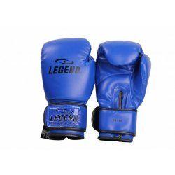 Bokshandschoenen Blauw powerfit Protect - Maat: 16oz