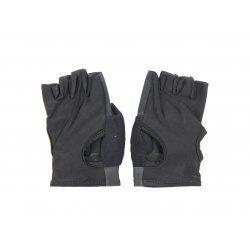 Fitness handschoenen Easy Drifit zwart Legend - Maat: XS