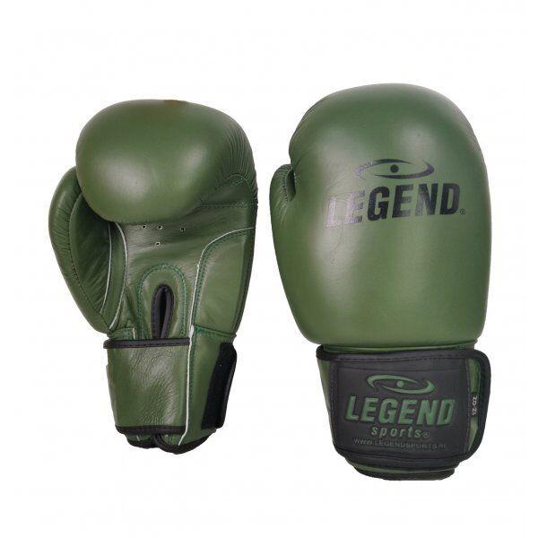 Leren Bokshandschoenen LegendPadding Army  - Maat: 8oz