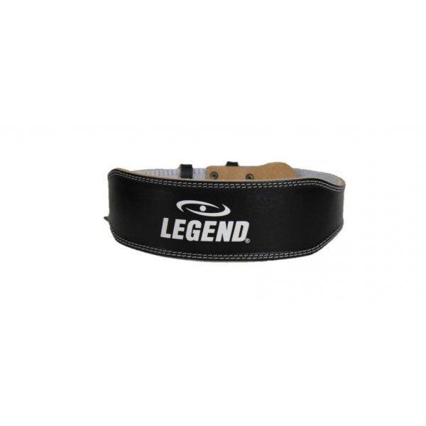 Powerlift Riem Premium Leder Legend Pro  - Maat: XL