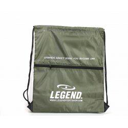 Handige sporttas met vakje Army