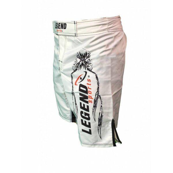 Legend DryFit short Zwart/Geel - Maat: XS