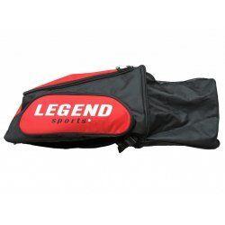Sporttas Legend aanpasbaar backpack tas 2 in 1 rood